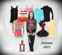 Spring 2012, dance, costumes,